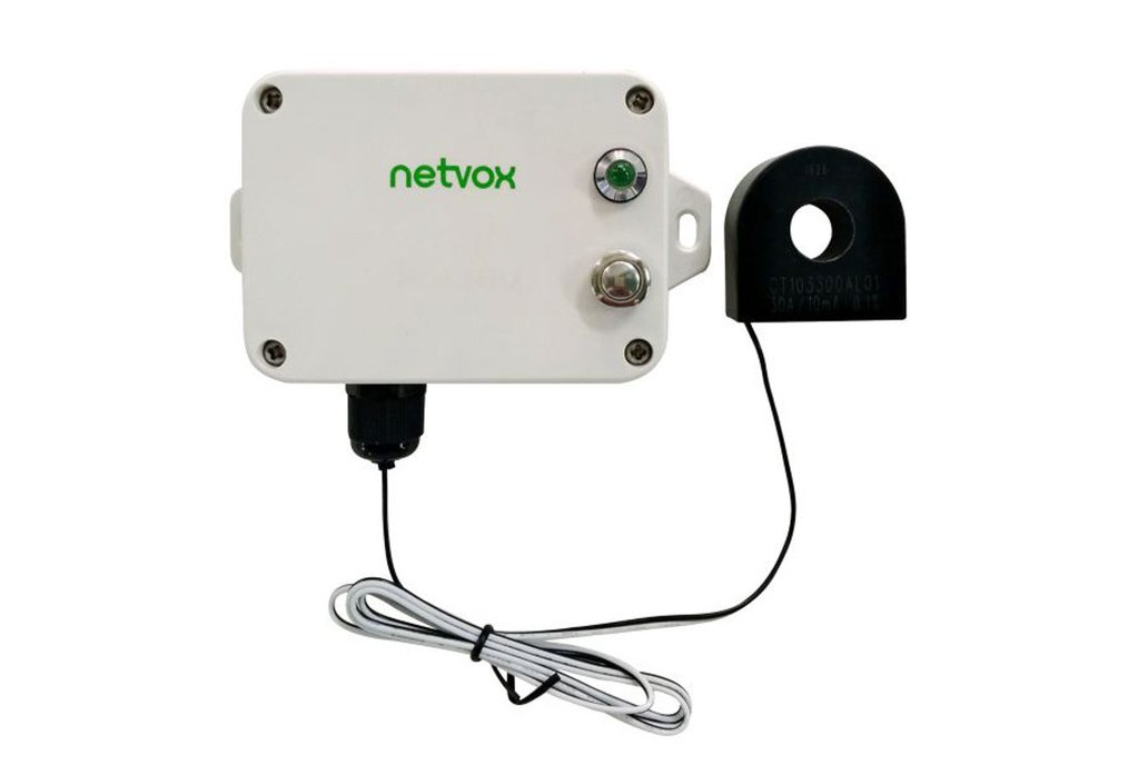Netvox Solid Core CT 1-Phase Current Meter R718N1 1