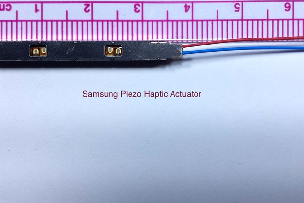 Samsung Piezo Actuator x5