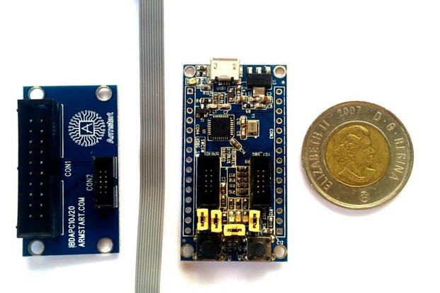 IBDAP - CMSIS-DAP JTAG/SWD Debug Adapter