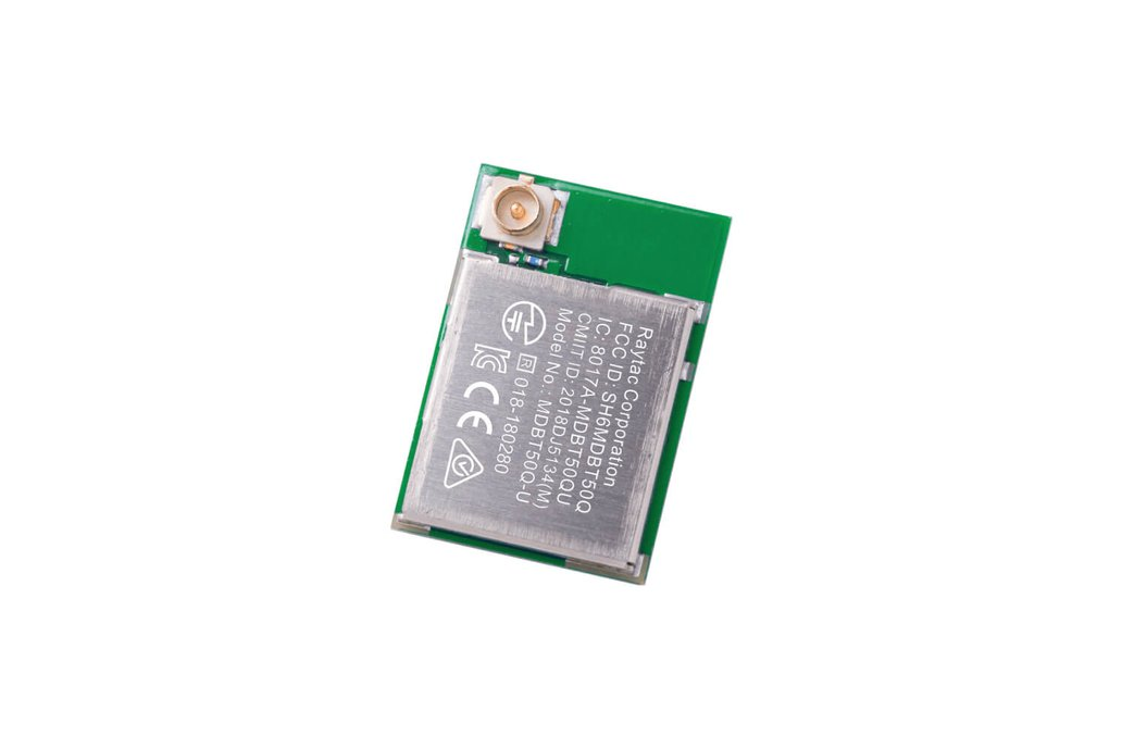 nRF52833 BT5.1 Module u.FL For External Antenna 1