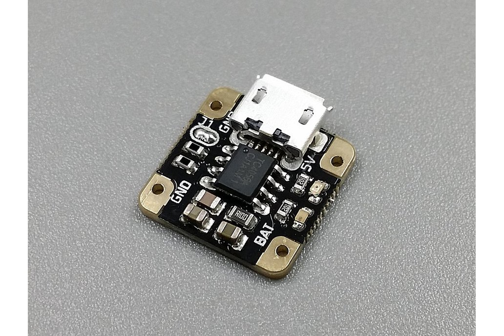 3PCS micro USB 5V1A Lithium Batter Charger Module 1