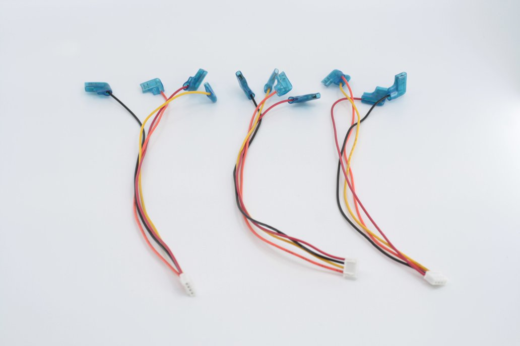 Cable for Arcade Buttons, 3-pack 1