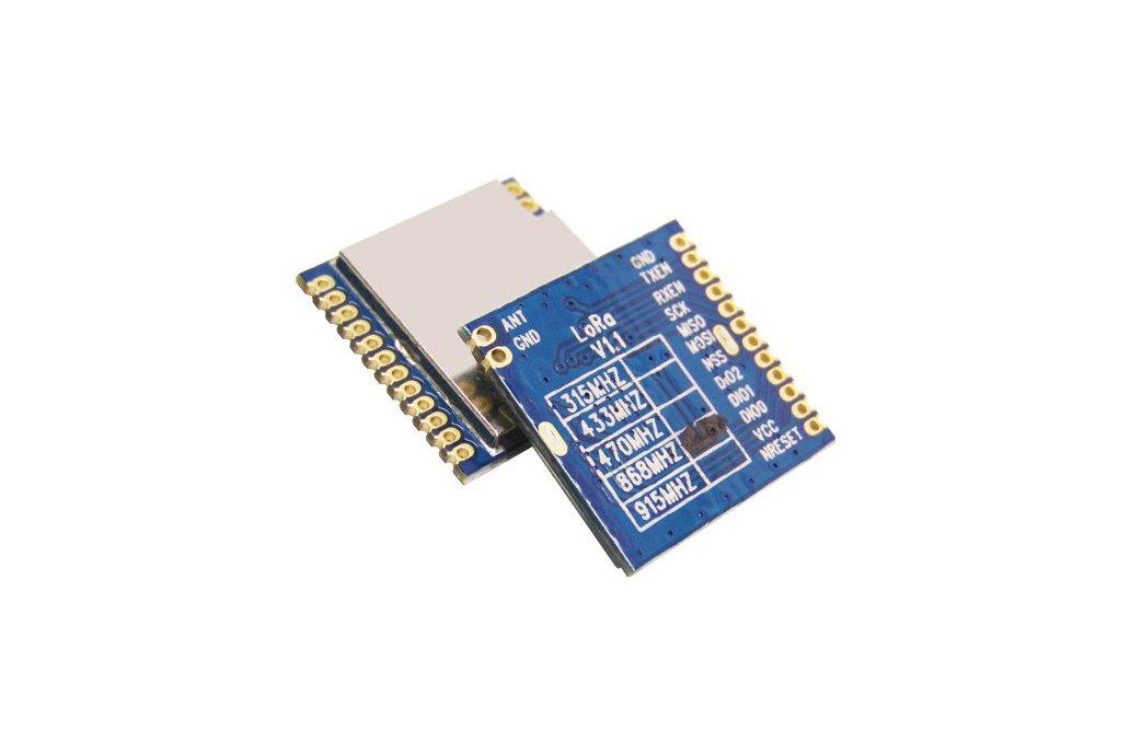 LoRa1276  868MHz/915MHz SX1276 20dBm RF Module 1