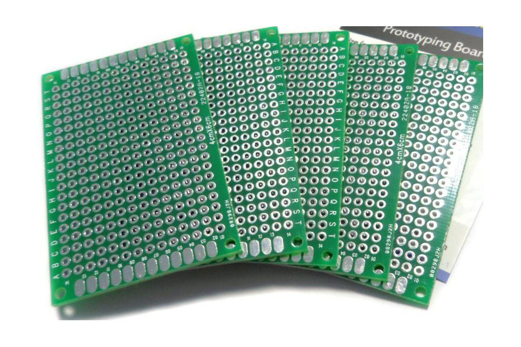 Double-sided prototyping board - 40x60mm 1