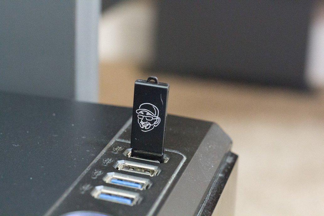 Brian's Face USB Drive (16GB) 5