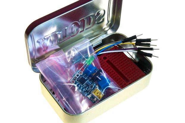 BobaBento Explorer Kit:  Micro-controllers