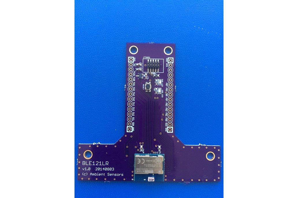 BLE121LR Long Range Bluetooth Low Energy Breakout 1