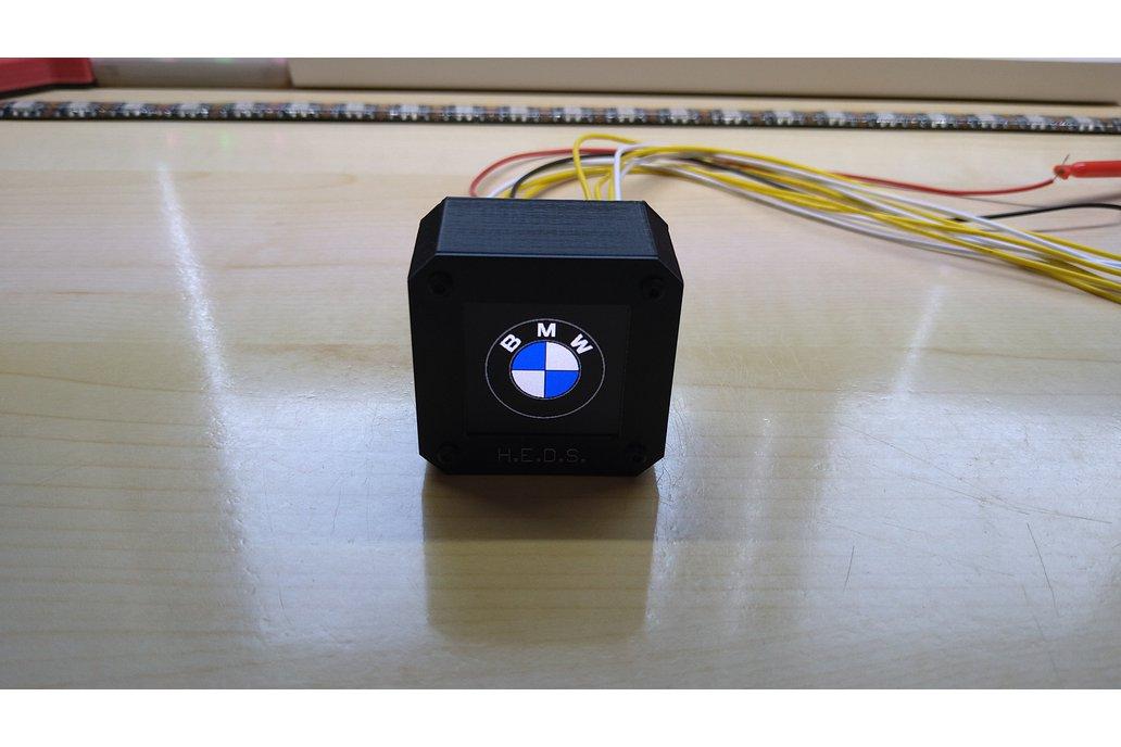 OLEDiUNO Gear Indicator for Motorcycle or Car 1