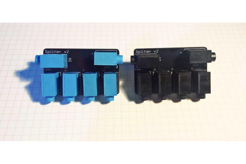 Sync Splitter for Pocket Operators 1