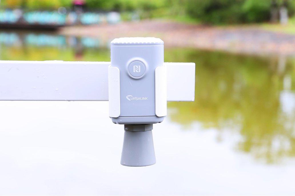 Ursalink LoRaWAN Ultrasonic Distance/Level Sensor 1
