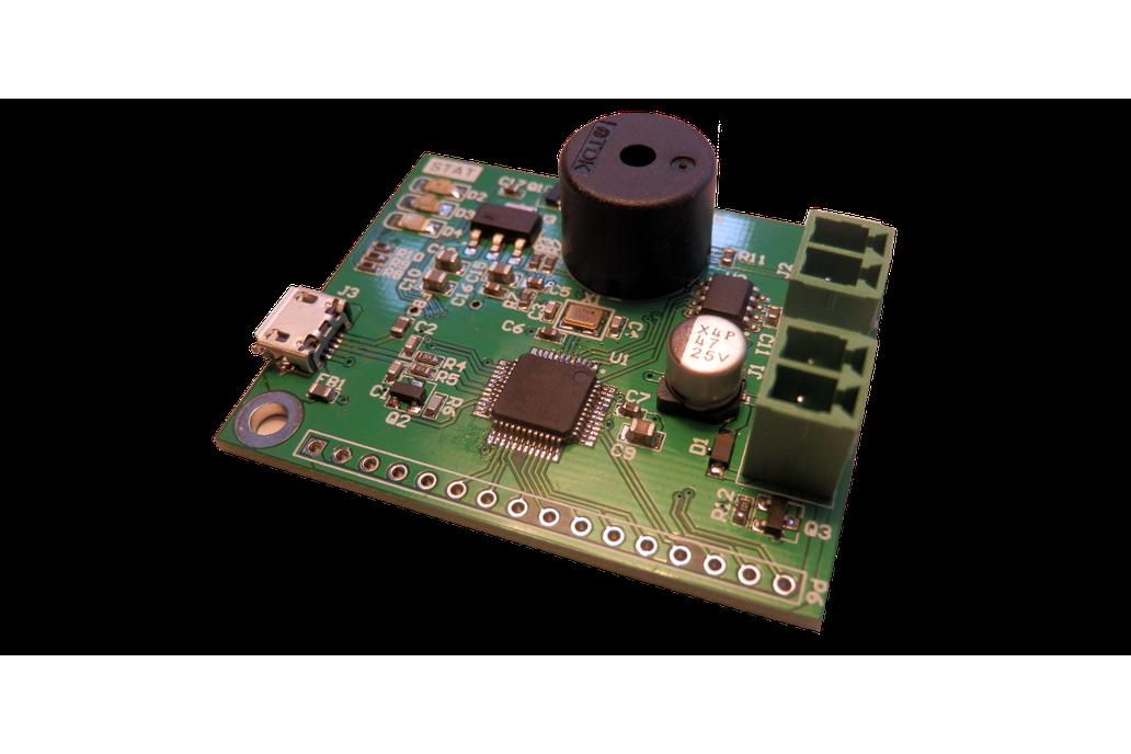 Simple Reflow Controller 1