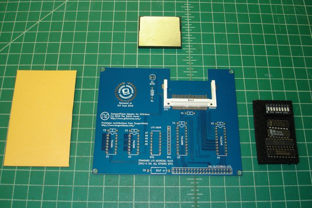 Glitch Works CompactFlash Adapter for Glitchbus