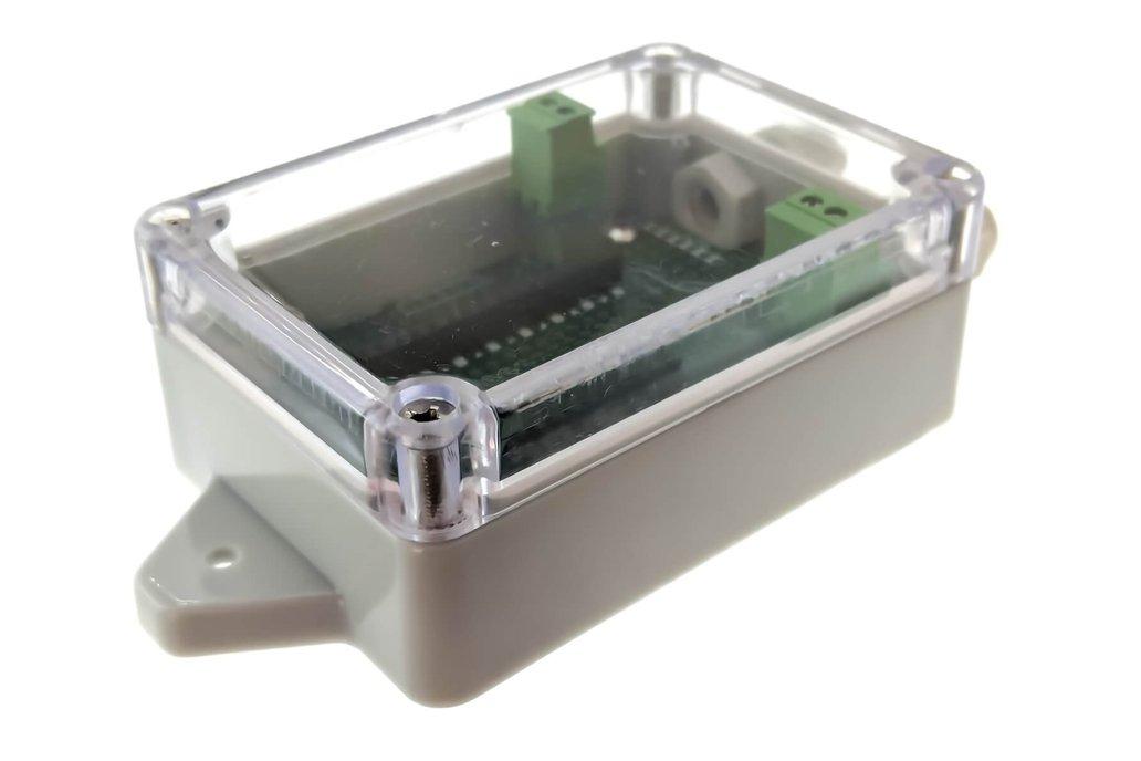 qBoxMini AFC DIY IOT Enclosure Kit (No SMA) 1
