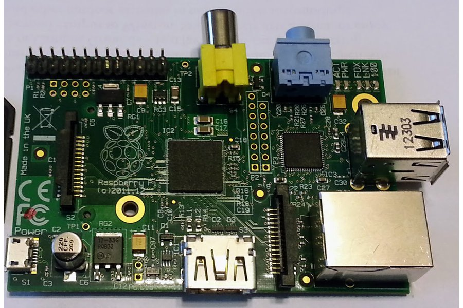Raspberry Pi B (Original)