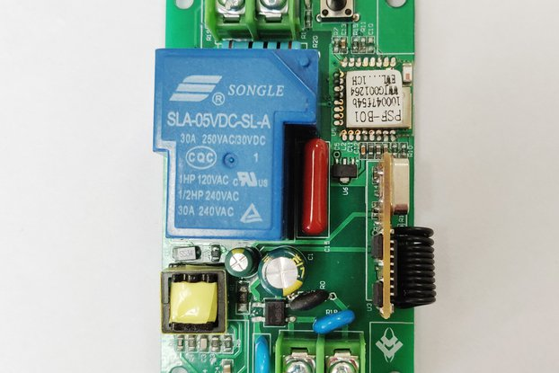 Mobile APP Remote Control