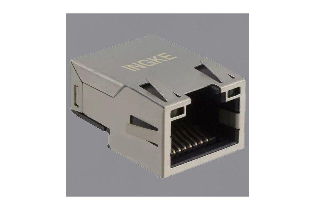 7498111120R 1000Base-T RJ45 Ethernet Connectors 1