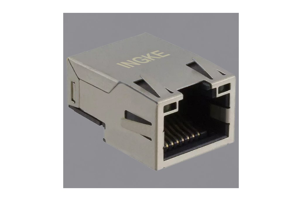 7498111120R 1000Base-T RJ45 Ethernet Connectors 1