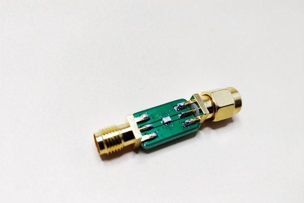 4.9 - 5.95 GHz ISM Bandpass Filter