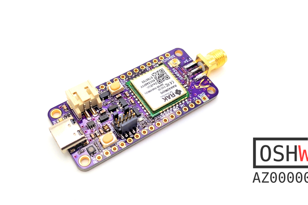Penguino Feather 4260 (SAMR34) LoRa Dev-Board