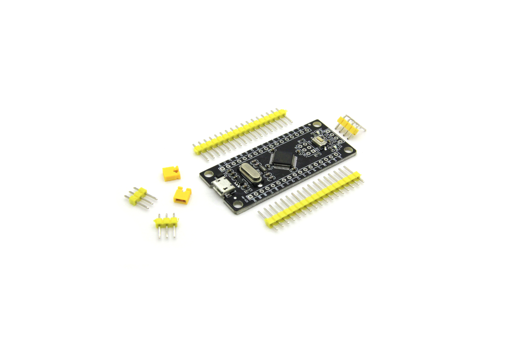 STM32 Black Pill ARM Cortex-M3 Microcontroller 1