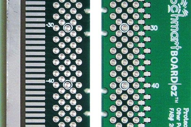 SMT Connector Board (You choose the pitch!)
