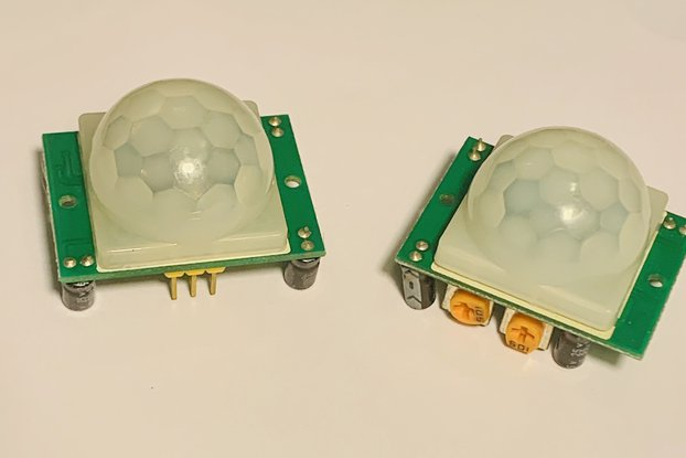 HC-SR501 Sensor Module - 2 pcs - PIR Infrared