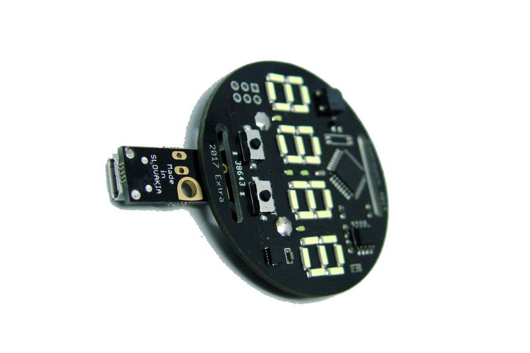 Coin cell battery emulator CR2016/CR2032 5