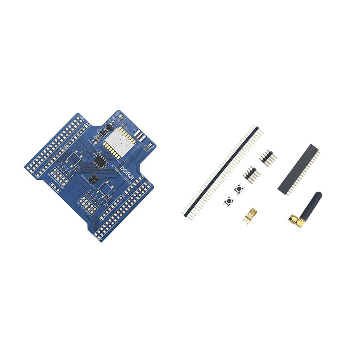 sx1262 development kit for Arduino ST Nucleo