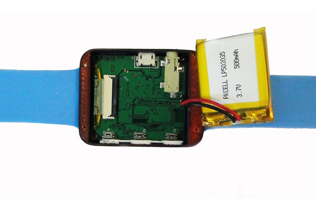 CulBox , Open Source Smart Watch for ARDUINO 8