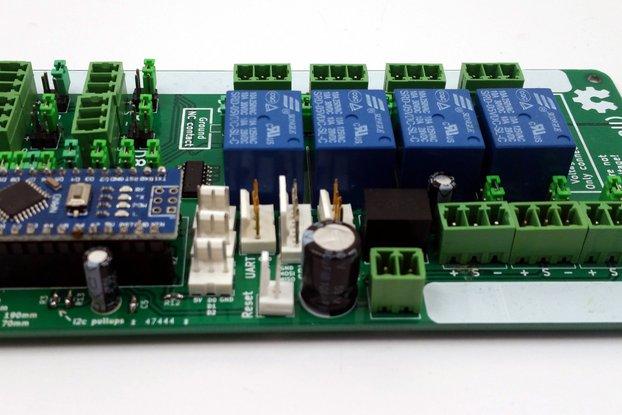 Small Arduino Nano Breakout