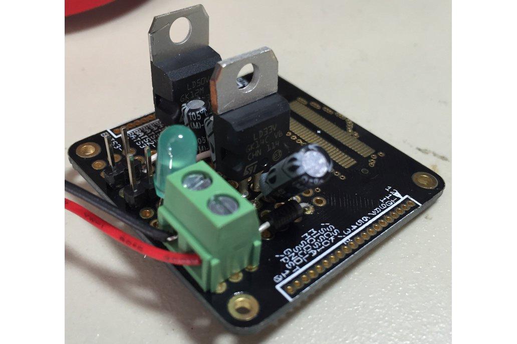 ProtoQube - PQ60 PocketQube Breakout Board 4