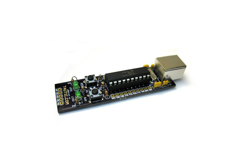 PIC18F14K50 USB Development Kit 1