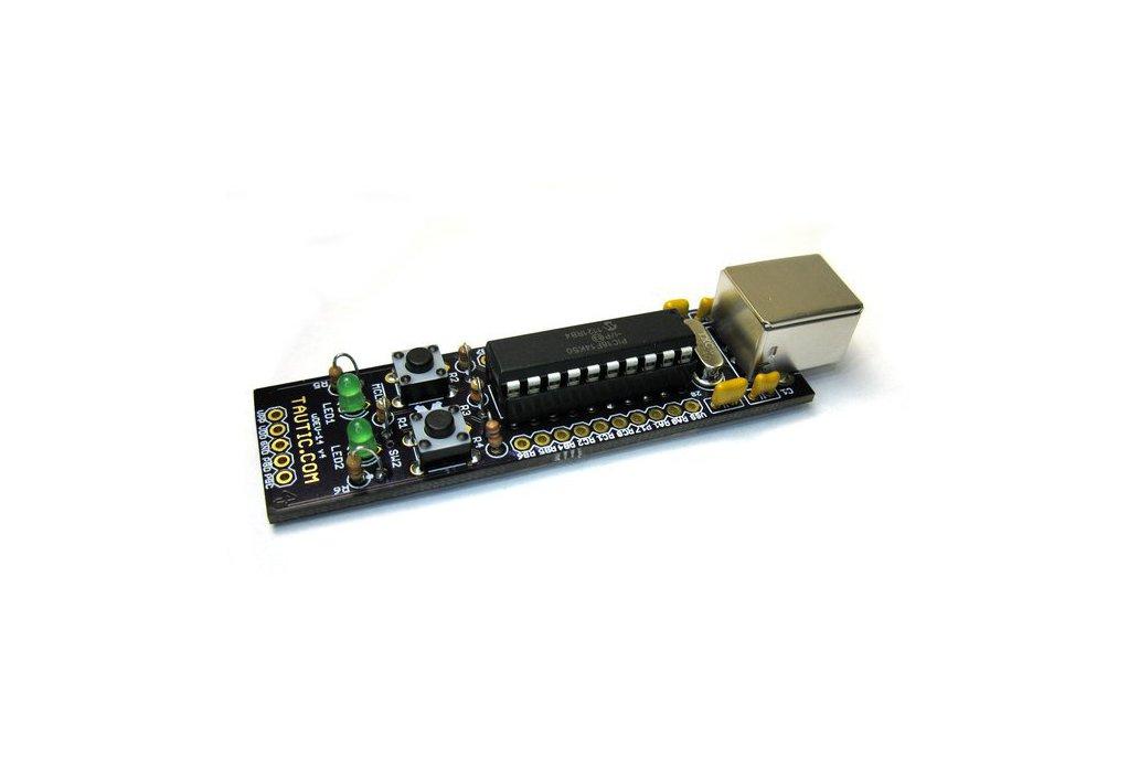 PIC18F14K50 USB Development Kit 1