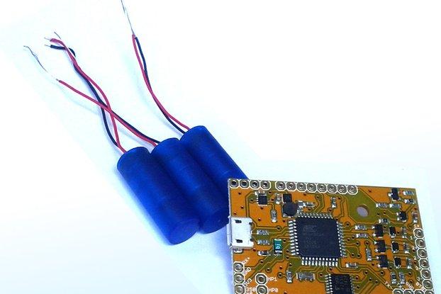 Dilduino — the Arduino for sex toys