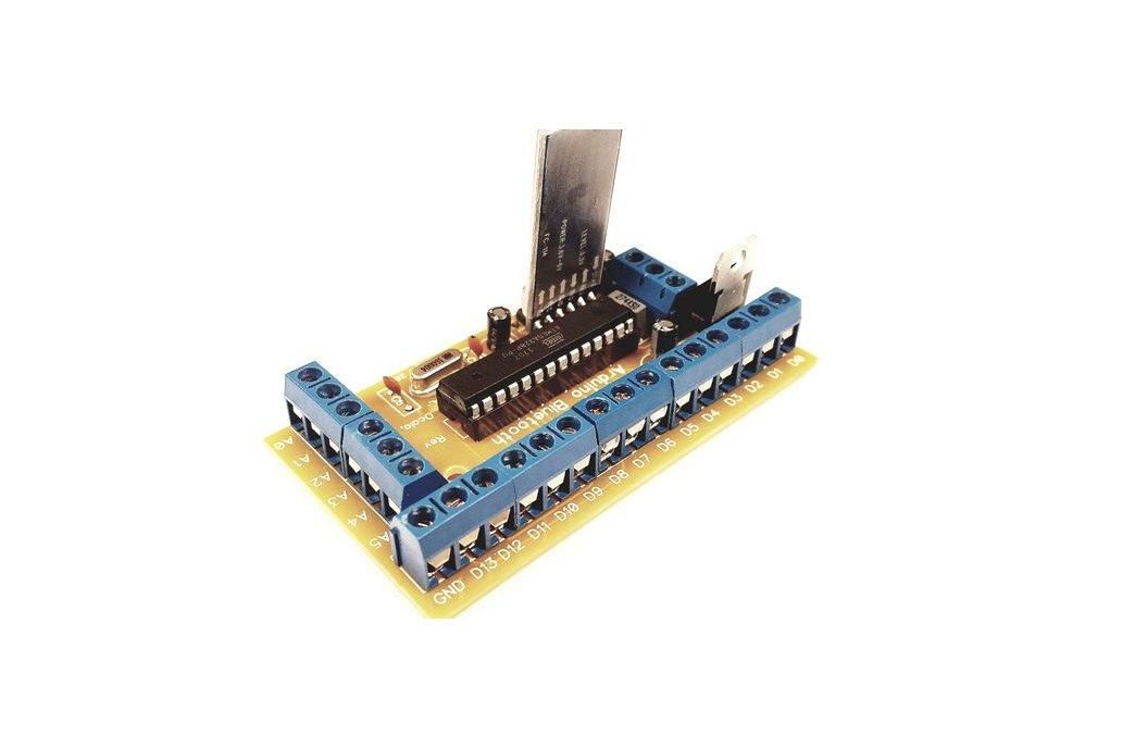 Arduino Bluetooth Breakout Board 3