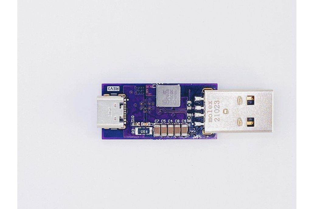 AutoUSB: 15W USB C Charger+ Carplay/Android Auto 1