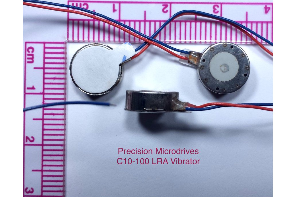 Precision Microdrives 10mm Vibration Motor 1