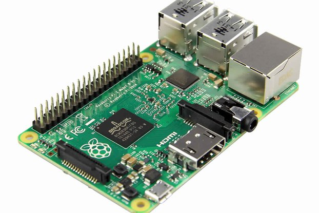 Raspberry Pi 2 Model B ARM7 Quad Core CPU 1GB RAM