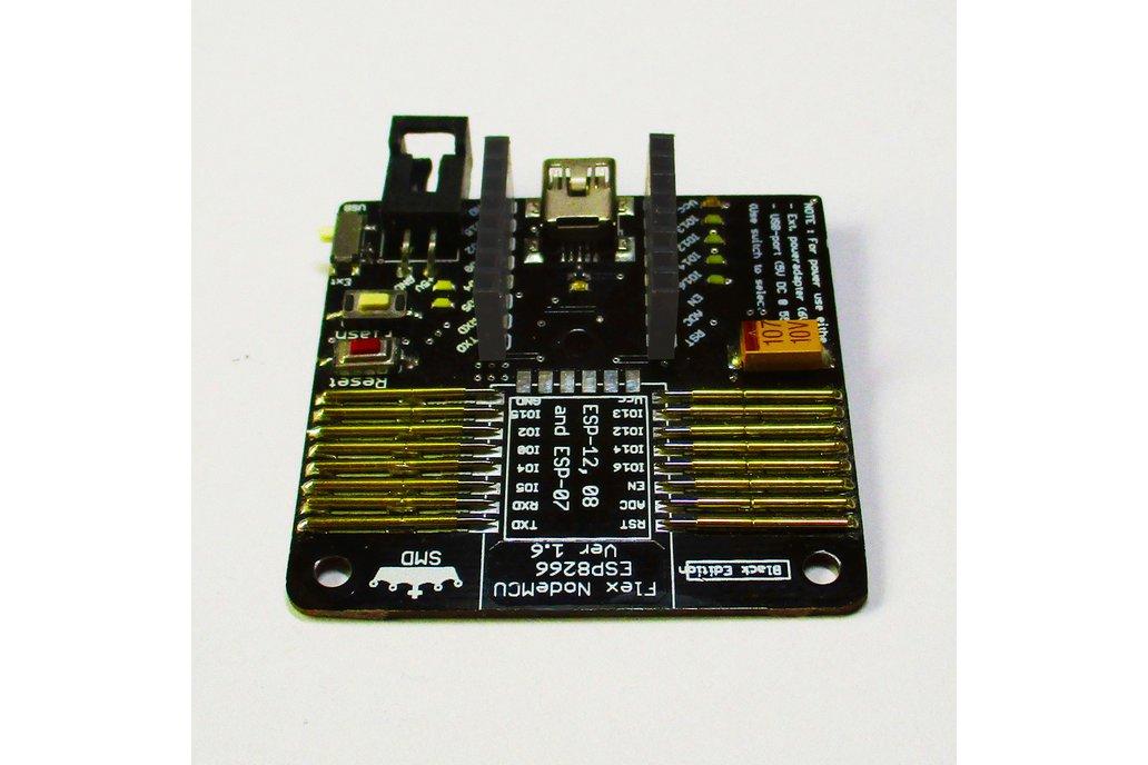 Flex NodeMCU programmer BE (for ESP-12, 08 and 07) 3