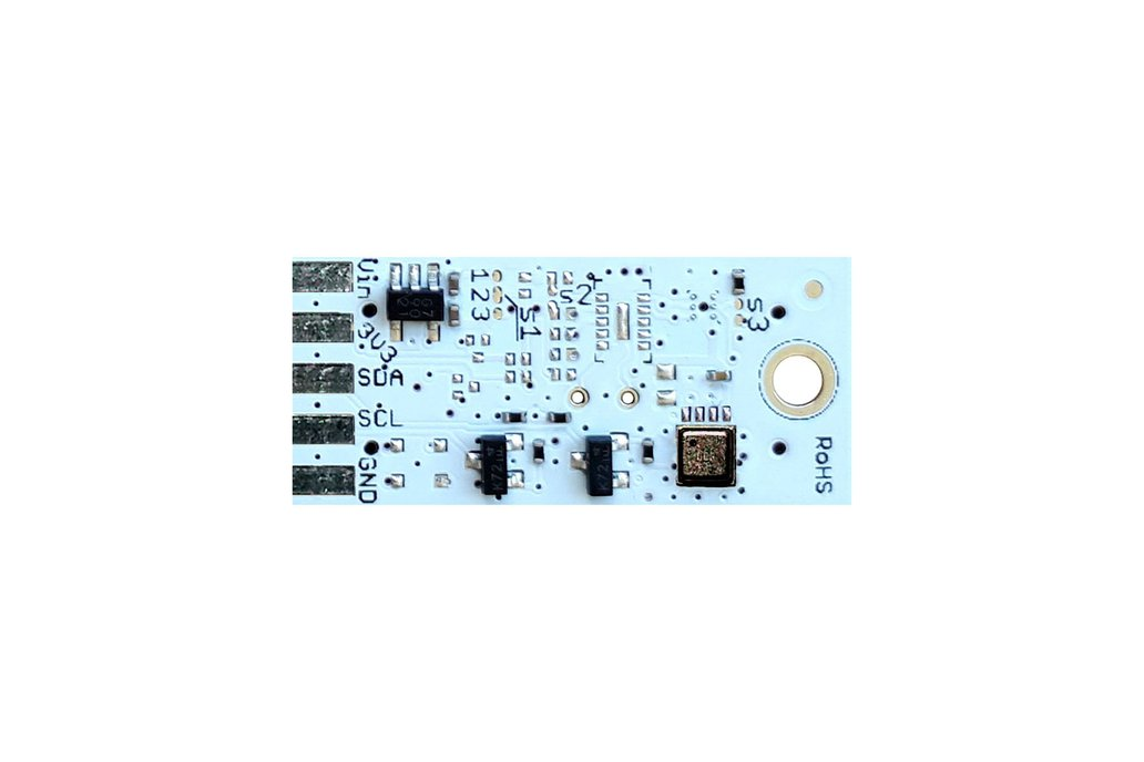 s-Sense BME680 environmental sensor 1