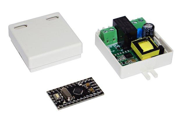 Arduino  relay 110 - 220V 10A.
