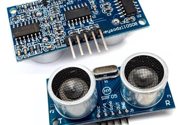 HC-SR05 / HY-SRF05 Precision Ultrasonic Sensor