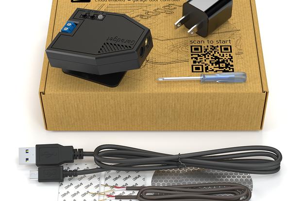 Garadget - Smart Garage Door Controller