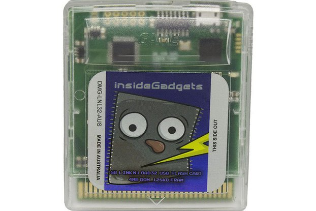 Gameboy LinkNLoad32 USB Flash Cart