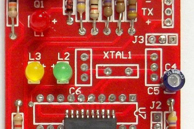 ATTINY Fuse Repair Programmer/Fuse Doctor V2.1