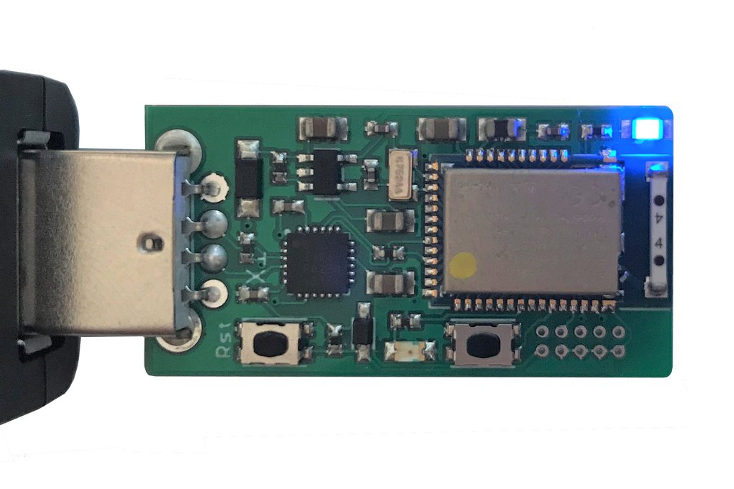 OmniTracker: BLE Wireless 9-axis IMU and Barometer 6