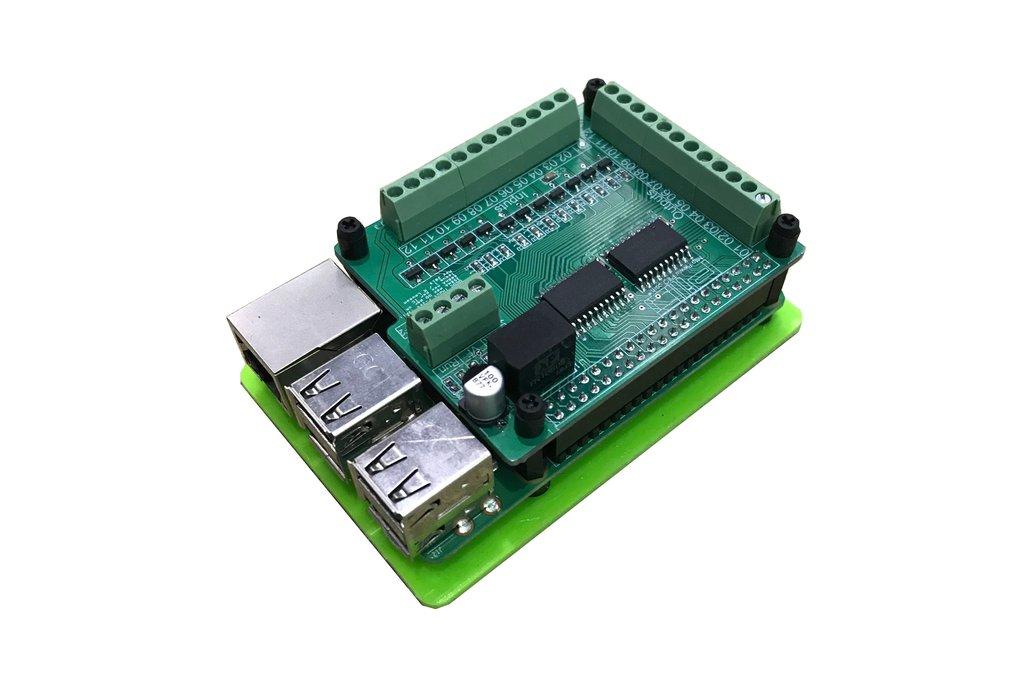 Raspberry Pi IO digital input / output board 1