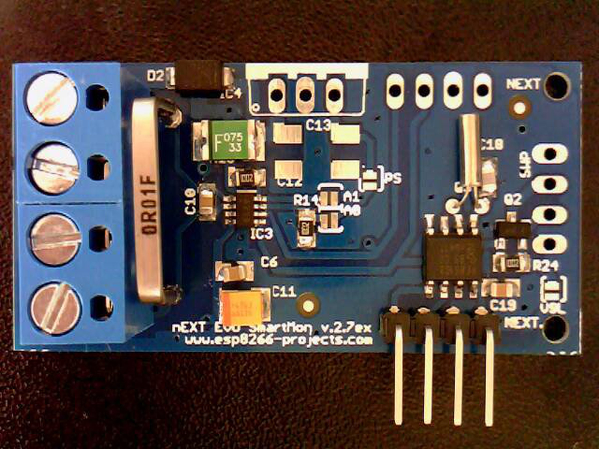 Browse products by NextEVO on Tindie