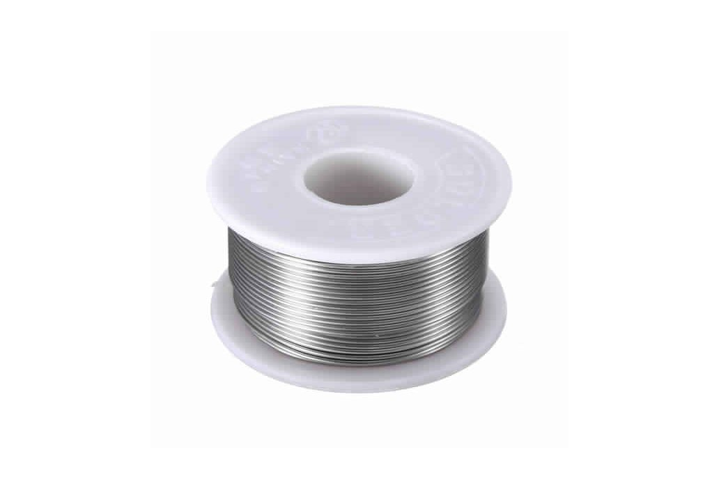 63/37 0.8mm Tin Lead Rosin Core Solder Wire 2
