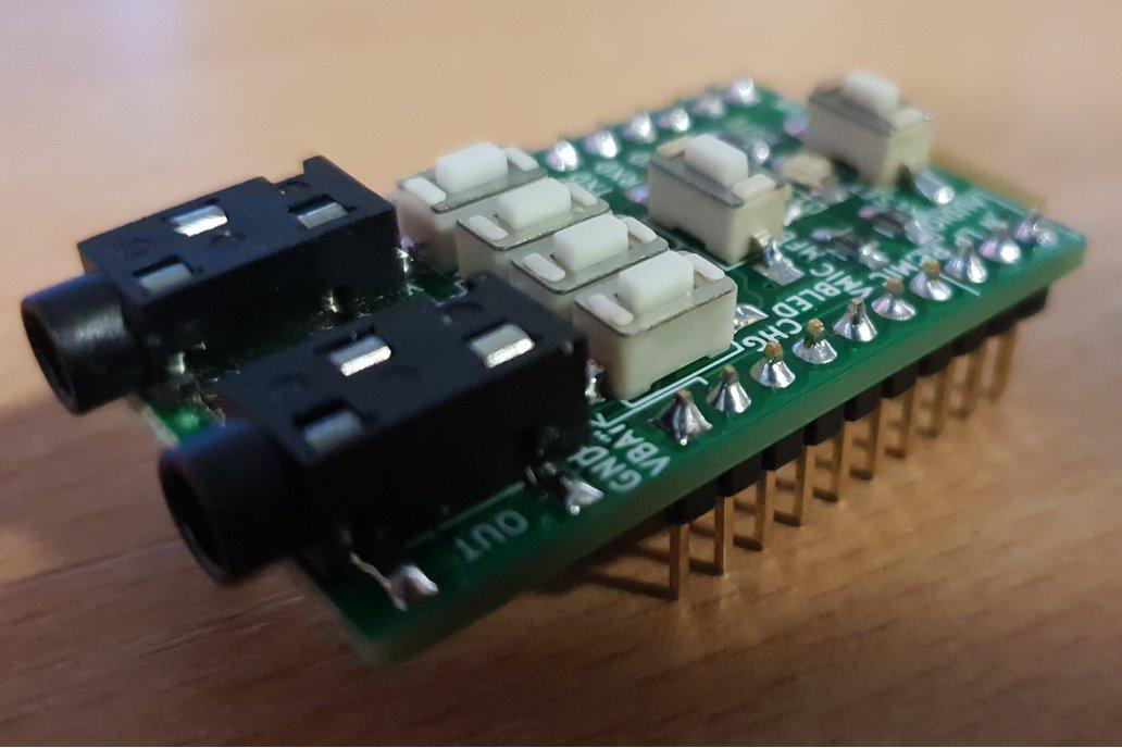 breadboard adapter for blk-md-spk-b 1